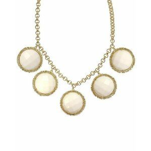 Kendra Scott Natasha Pearl Vintage Necklace
